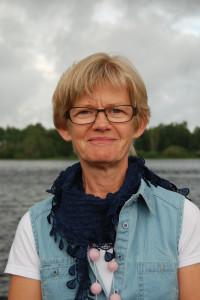 Porträttbild på Eva-Karin Haglund