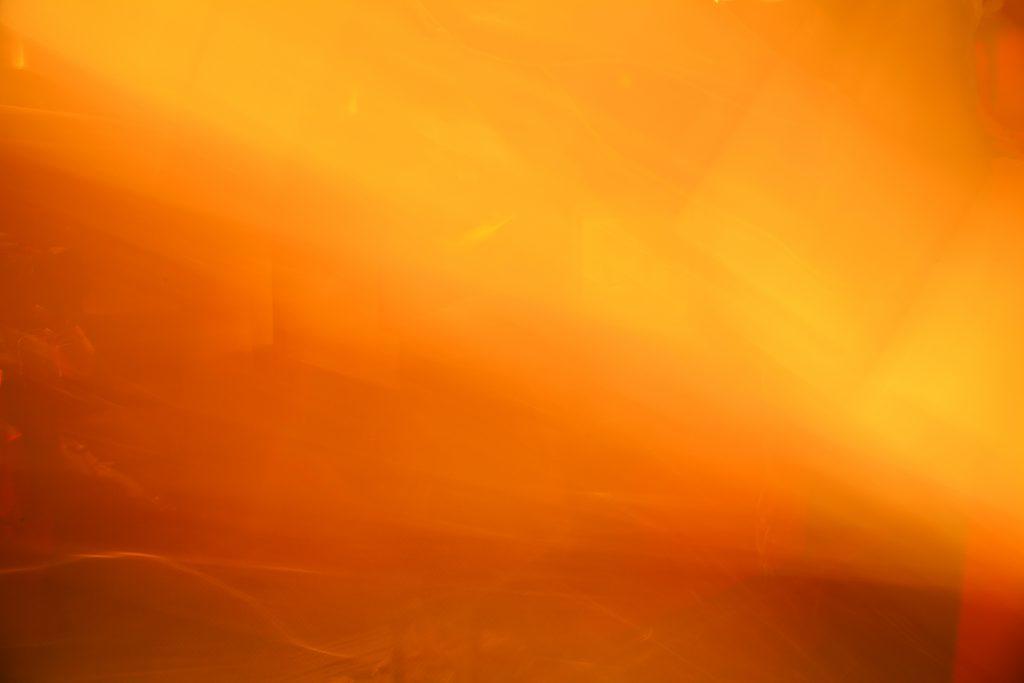 Gul flammig bakgrund