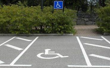 Parkeringstillstånd foto