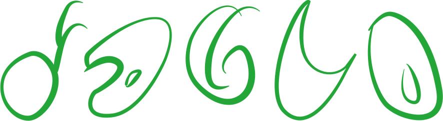 Symboler som speglar kulturskolans verksamhet