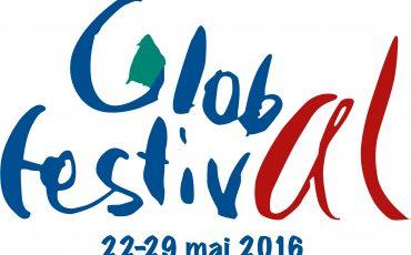 Logga för Globalfestivalen