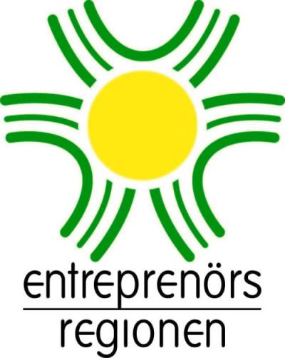 Entreprenörsregionens logga