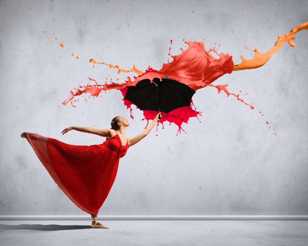Balettdansör