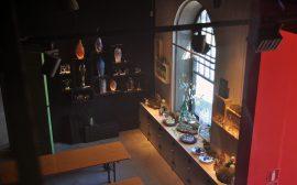 Utställning Glasets hus