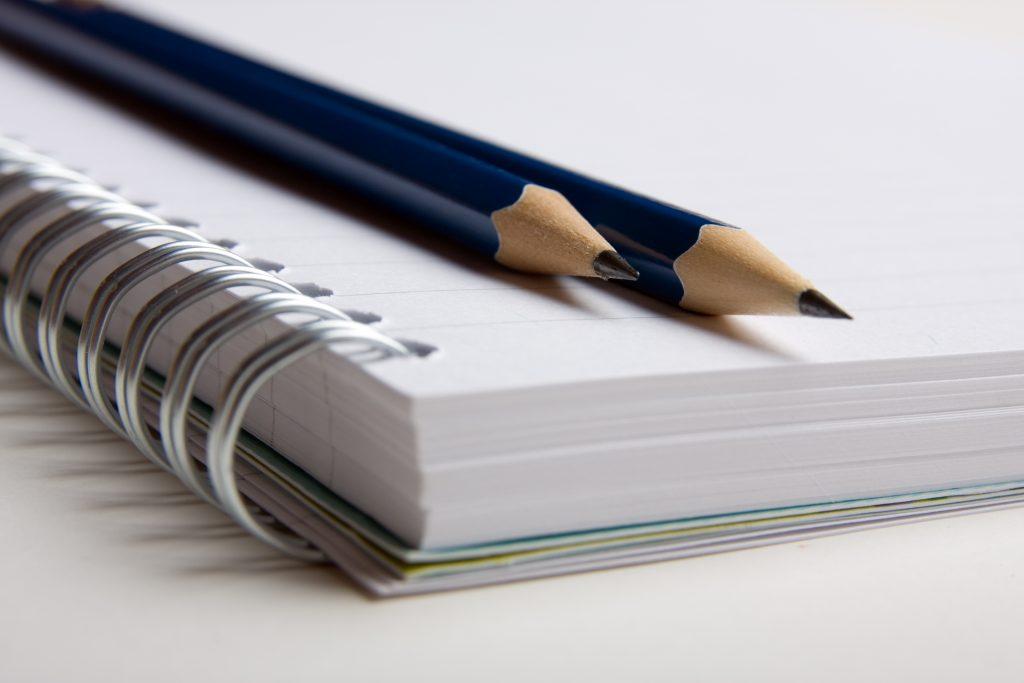 Penna och papper