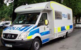 Mobilt poliskontor