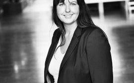 Charlotta Mellander, professor i nationalekonomi