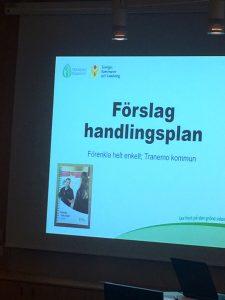 PowerPoint Förslag till handlingsplan