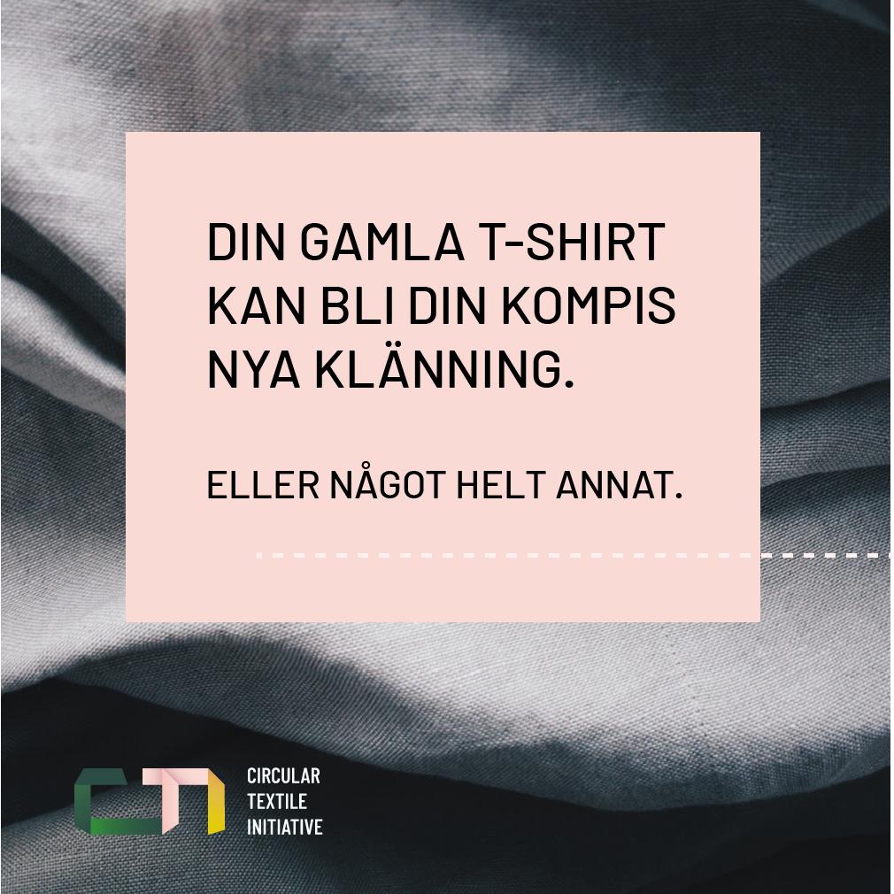 Textilinsamlingskampanj