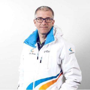Johan Falk, VD för världscupen i Ulricehamn