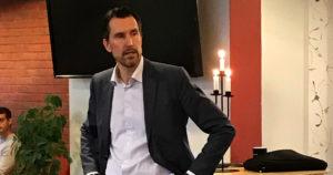 Thomas Åman, sektionschef lärande
