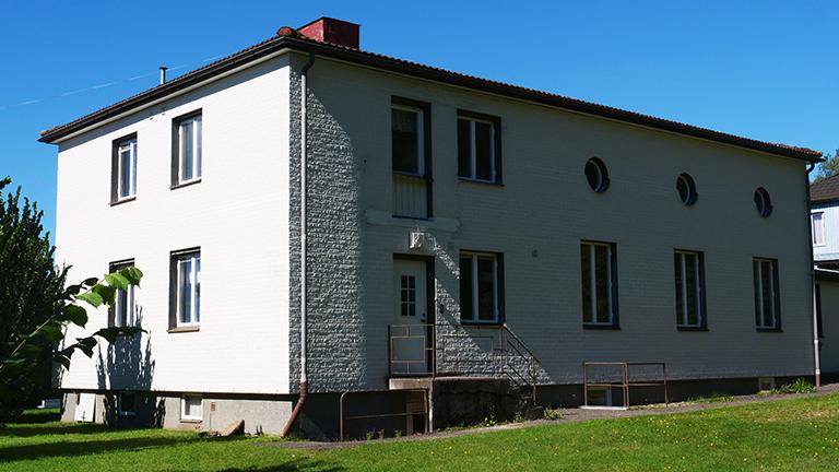 Gamla missionshuset i Limmared som ska bli fritidsgård