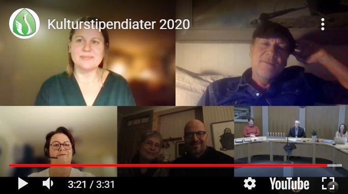 Kulturstipendiater 2020 - Föreningen Centralen
