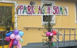Parkhagen firar 50 år
