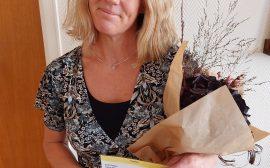 Linda Gregow, lärare Länghemskolan